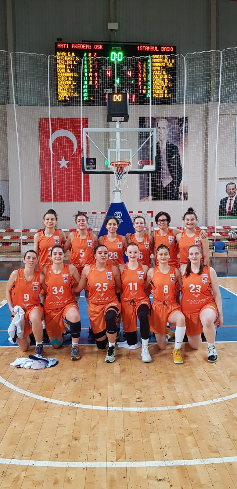 PLAY-OFF 'A BİR ADIM KALDI